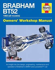 Brabham Bt52 Owners U0026 39  Workshop Manual