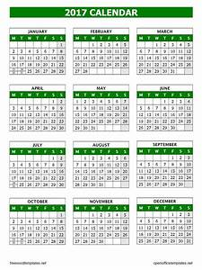 2017 calendar template open office templates With calendar template for openoffice