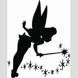 Disney Castle Silhouette With Tinkerbell | 664 x 824 jpeg 31kB