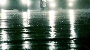 Hard rain Footage   Stock Clips