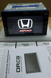Jual Doubledin Honda Brio Head Unit Brio Tv Mobil Brio