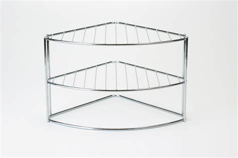 Closetmaid Dish Drainer - closetmaid chrome corner dish rack ebay