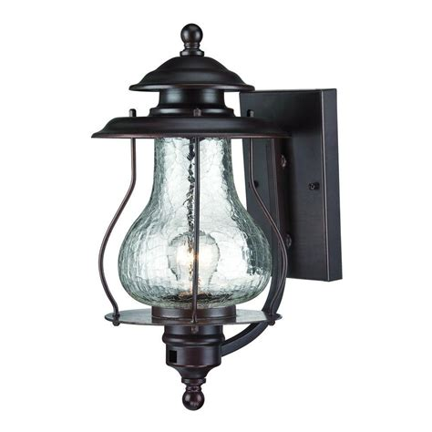acclaim lighting blue ridge collection 1 light
