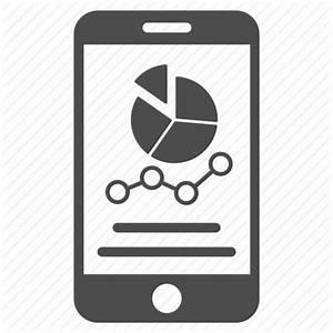 Analytics  Chart  Diagram  Graph  Mobile Charts  Phone