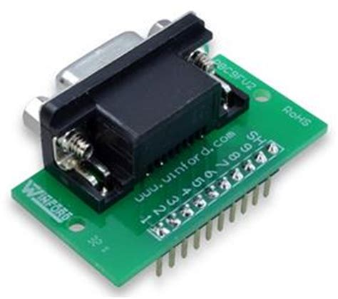 db9 breadboard and prototype adapters winford engineering