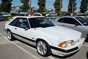 FORD MUSTANG 5.0 LX FOXBODY HATCHBACK with '93 SVT COBRA W… | Flickr