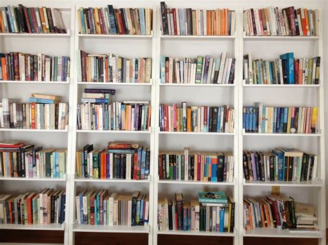 Book Shelves by Other S Bookshelves 14 Roz Cion Savidge Reads