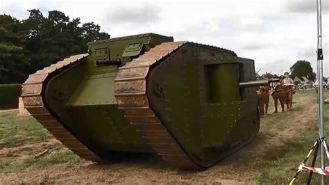 Replica Ww1 Mk Iv Tank