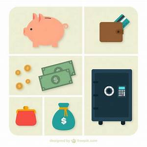 Bank icons Vector | Free Download