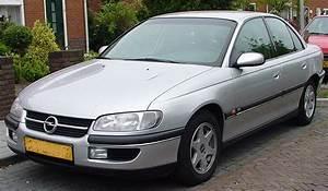 Opel Omega Sedan 1997 Jpg