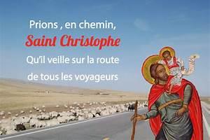 Saint Christophe Patron : saint christophe patron des voyageurs hozana ~ Medecine-chirurgie-esthetiques.com Avis de Voitures