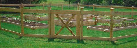 Garden Fence by Decorative Garden Fencing Will Make Your Garden Stand Out