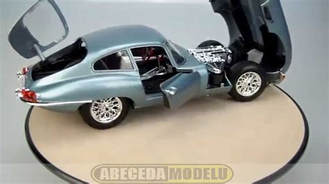 Jaguar E-type Coupe Bburago 1/18