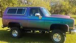 1986 Chevrolet K5 Blazer Silverado