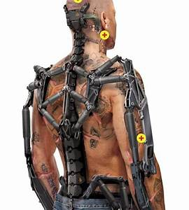 Elysium Exoskeleton (Halloween) | Product Design ...