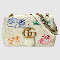 gucci unveils mickey mouse collection lunar year pics