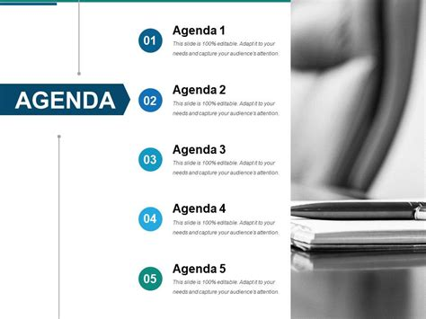 agenda  templates powerpoint templates