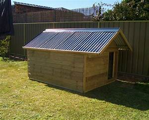 Large dog kennel for sale 24m x 18m sydney dog kennels for Big dog kennels