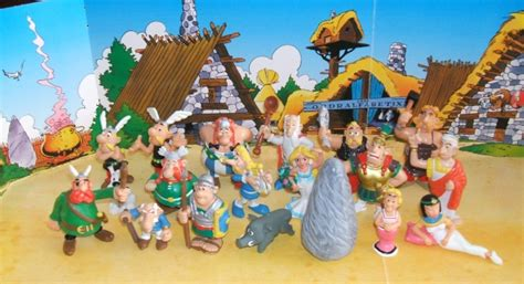 ma collection asterix aus