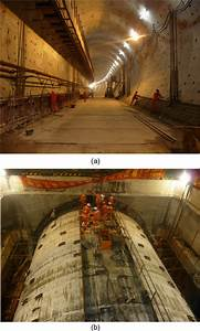 Construction of the tunnel under crossing the Hongqiao ...