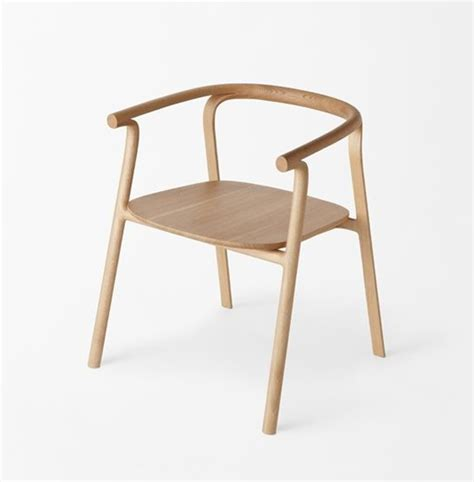 best collection wooden chair from nendo 2013