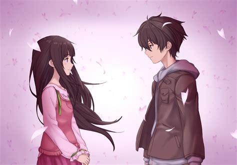 anime like hyouka with more romance hyouka the love album pinterest anime anime