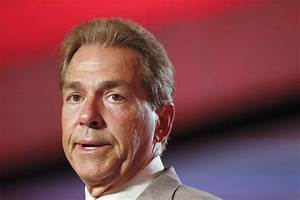 Nick Saban uses being dumped by girlfriend as lesson for ...