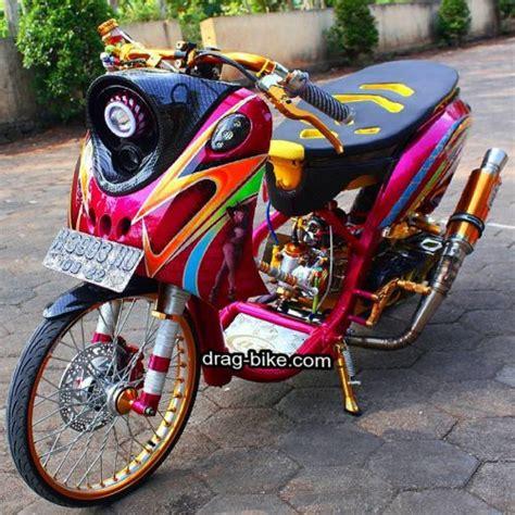 Vario 110 Thailook Style by 52 Modifikasi Vario 150 Jari Jari Esp Techno 125 Cbs Dan