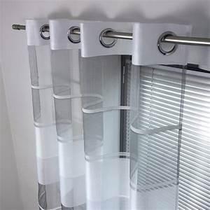 Rideau Pour Balcon : voilage terrasse superb rideau pour pergola exterieur ~ Premium-room.com Idées de Décoration