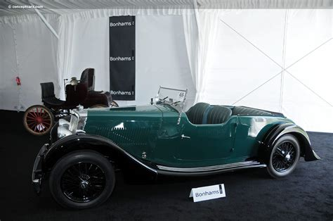 Auction Results And Data For 1938 Aston Martin 15/98