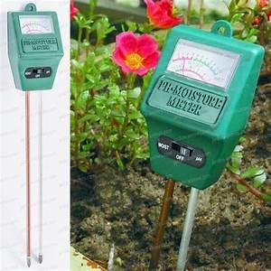 Ph Du Sol : testeur de ph de sol et humidim tre instruments de ~ Melissatoandfro.com Idées de Décoration