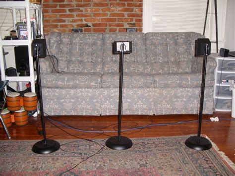 fourth descent  addmy diy speaker stands