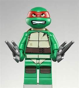 LEGO Teenage Mutant Ninja Turtles Minifigures | HiConsumption