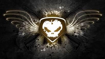 Skull Gun Gamers Ba Wallpapers Desktop Backgrounds