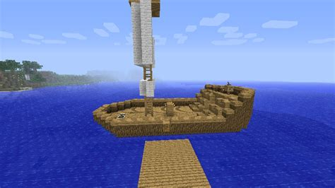 Minecraft Boat Houses Mod by 3d Boat Fishing House Minecraft Project