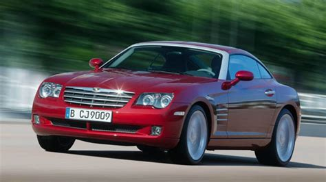 Chrysler Crossfire Used by Used Chrysler Crossfire Review 2003 2009 Carsguide