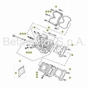 Beta Rr 125 Lc Ersatzteile : beta 125 lc 17 zylinder zylinderkopf ventiltrieb 1 im ~ Jslefanu.com Haus und Dekorationen