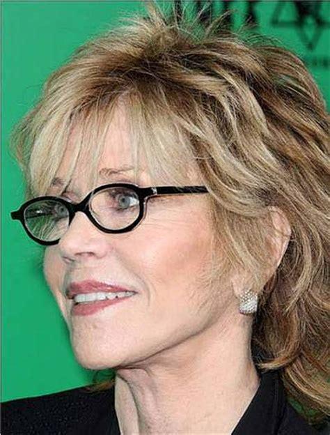 hairstyles  mature women  glasses