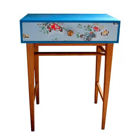 childrens bedside table ls boy 39 s mid century modern bedside table from lovestruck