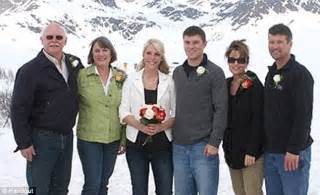 Sarah Palin Married