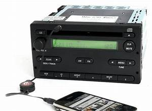 Ford Ranger 04 To 05 Cd Player Radio W Aux Input Part Number