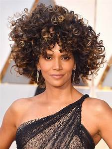 Halle Berry's Curly Hair at the Oscars: Get the Details ...  Curly