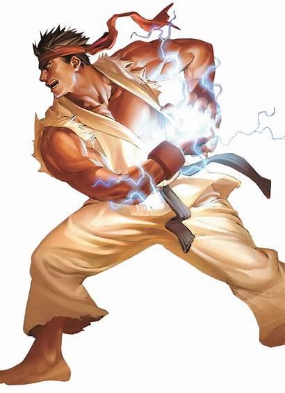 Fighter Street Ryu Transparent Render Ken Character