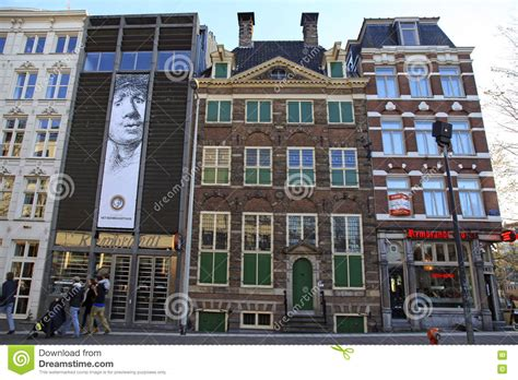 european house plans one rembrandt house museum in amsterdam netherlands