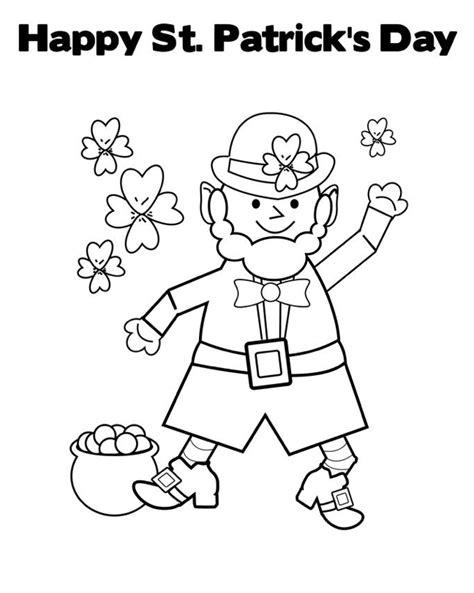 st patricks day coloring sheets st patricks day coloring pages best coloring pages for