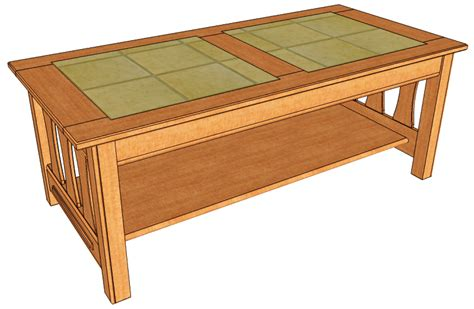 woodwork fine woodworking coffee table plans  plans