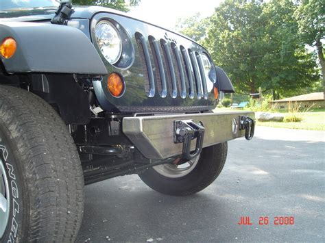 homemade jeep bumper plans homemade jeep jk front bumper