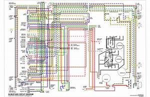 Mustang Wiring Diagrams