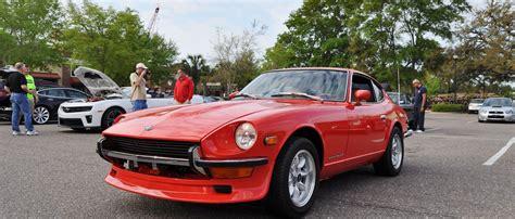 Datsun Car : Classic Sports Cars -- Datsun 240z At Cars & Coffee
