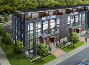 floor plans luxury homes stacked toronto townhouses condos ca